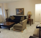 [Image: Furnished condo, 1b/1ba downtown Atlanta, short term lease, $1495/month includes utilities]