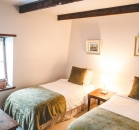 [Image: La Marc-Antoine Cozy Twin Room C ♥ Rustic Cottage ♥ 30 min from Old Quebec]